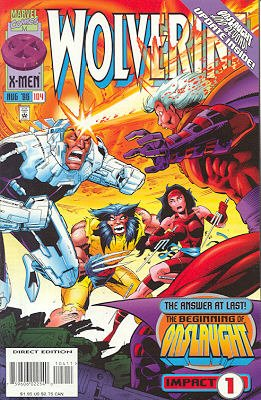 Wolverine # 104 Issues V2 (1988 - 2003)