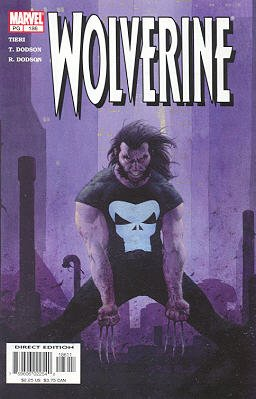 Wolverine # 186 Issues V2 (1988 - 2003)