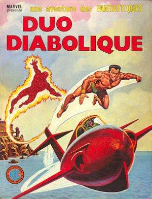 Fantastic Four # 22 Kiosque (1973 - 1987)