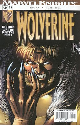 Wolverine # 13 Issues V3 (2003 - 2009)