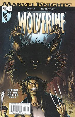 Wolverine # 14 Issues V3 (2003 - 2009)