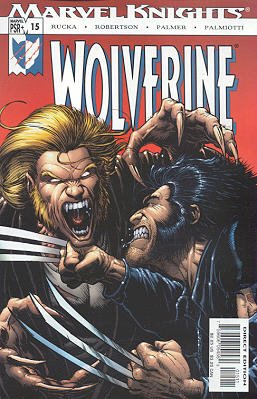 Wolverine # 15 Issues V3 (2003 - 2009)