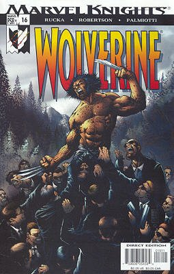 Wolverine # 16 Issues V3 (2003 - 2009)