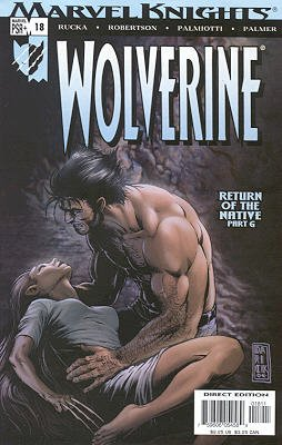 Wolverine # 18 Issues V3 (2003 - 2009)