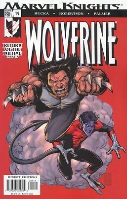 Wolverine # 19 Issues V3 (2003 - 2009)