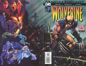 Wolverine # 20 Issues V3 (2003 - 2009)