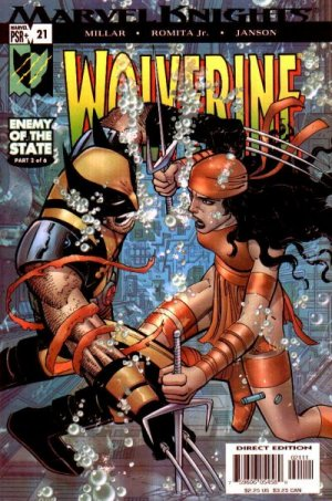 Wolverine # 21 Issues V3 (2003 - 2009)