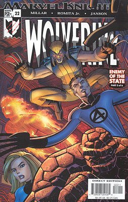 Wolverine # 22 Issues V3 (2003 - 2009)