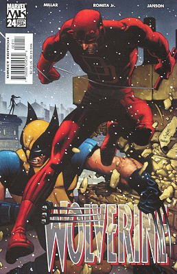 Wolverine # 24 Issues V3 (2003 - 2009)