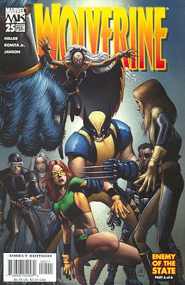 Wolverine # 25 Issues V3 (2003 - 2009)