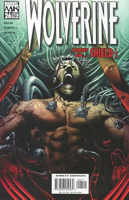 Wolverine # 26 Issues V3 (2003 - 2009)