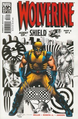 Wolverine # 27 Issues V3 (2003 - 2009)