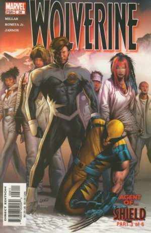 Wolverine # 28 Issues V3 (2003 - 2009)