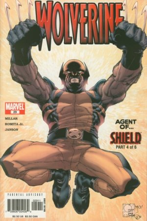 Wolverine # 29 Issues V3 (2003 - 2009)