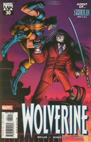 Wolverine # 30 Issues V3 (2003 - 2009)