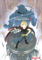 couverture, jaquette Fullmetal Alchemist 2 ARTBOOKS (Kurokawa) Artbook