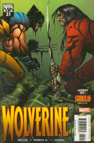 Wolverine # 31 Issues V3 (2003 - 2009)