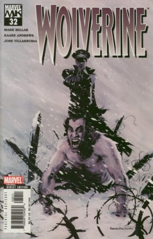 Wolverine # 32 Issues V3 (2003 - 2009)