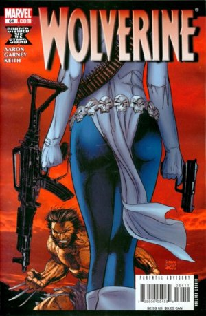 Wolverine # 64 Issues V3 (2003 - 2009)