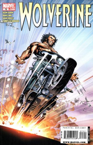 Wolverine # 73 Issues V3 (2003 - 2009)