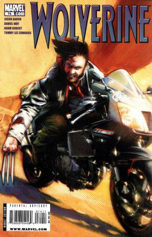 Wolverine # 74 Issues V3 (2003 - 2009)