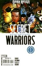 Secret Warriors 1 - #1 - Nick Fury : Agent of Nothing