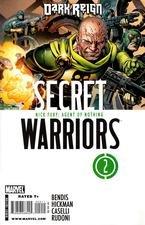 Secret Warriors 2 - #2 - Nick Fury: Agent of Nothing