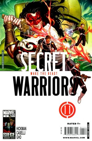 Secret Warriors # 11 Issues V1 (2009 - 2011)