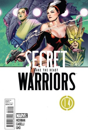 Secret Warriors # 14 Issues V1 (2009 - 2011)