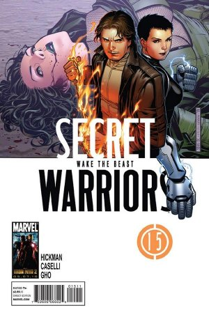 Secret Warriors # 15 Issues V1 (2009 - 2011)