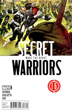 Secret Warriors # 16 Issues V1 (2009 - 2011)