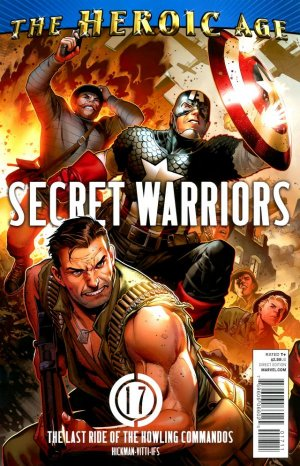 Secret Warriors # 17 Issues V1 (2009 - 2011)