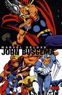 John Buscema édition TPB hardcover (cartonnée)