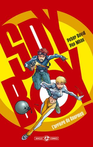 Spy boy édition TPB softcover (souple)