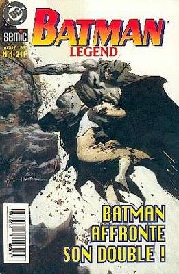 Batman Legend # 4