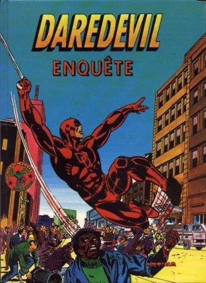 Daredevil enquête édition TPB softcover (souple)