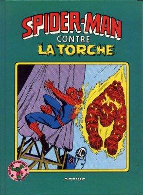 Spider-Man contre la Torche édition TPB softcover (souple)