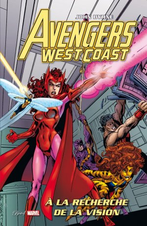 Avengers West Coast # 1 TPB hardcover