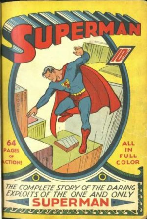 Superman # 1 Issues V1 (1939 - 1986)