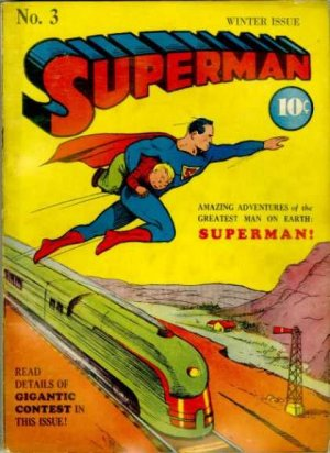 Superman # 3 Issues V1 (1939 - 1986)