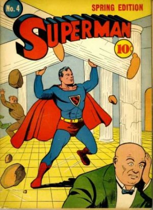 Superman # 4 Issues V1 (1939 - 1986)