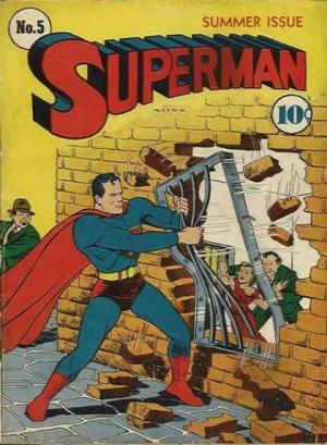 Superman # 5 Issues V1 (1939 - 1986)