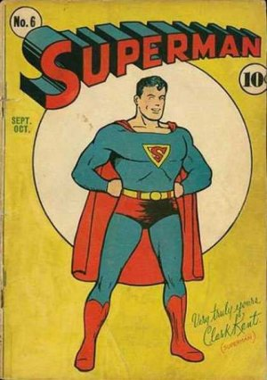 Superman # 6 Issues V1 (1939 - 1986)