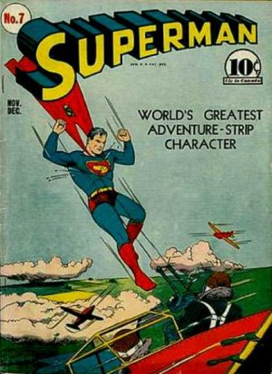 Superman # 7 Issues V1 (1939 - 1986)