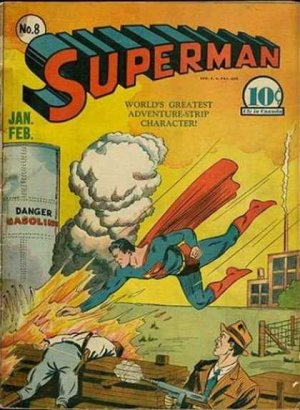 Superman # 8 Issues V1 (1939 - 1986)