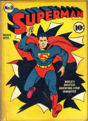 Superman # 9 Issues V1 (1939 - 1986)