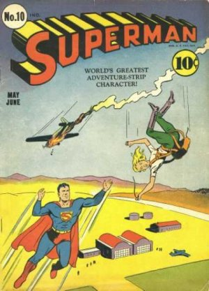 Superman # 10 Issues V1 (1939 - 1986)