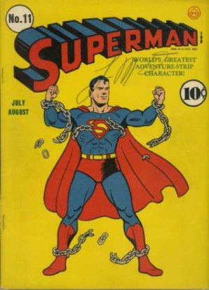 Superman # 11 Issues V1 (1939 - 1986)
