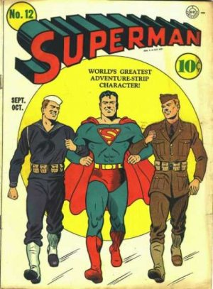 Superman # 12 Issues V1 (1939 - 1986)