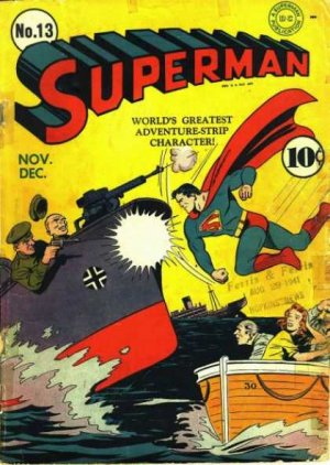 Superman # 13 Issues V1 (1939 - 1986)